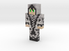 White robes | Minecraft toy 3d printed