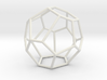 Fullerene with 16 faces, no. 2 3d printed