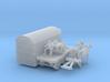 SET Zweispänniger Möbelwagen  (TT 1:120) 3d printed