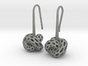 D-STRUCTURA Earrings. Stylized Chic 3d printed