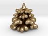 Christmas Tree Pendant 3d printed