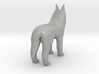 Standing Wolf 3d printed