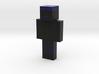 Brill Skin | Minecraft toy 3d printed