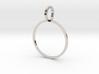 Charm Ring 17.75mm 3d printed