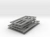 SC38 Air Grids 1:5 3d printed