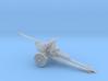 1/72 IJA Type 90 75mm Field Gun towed 3d printed