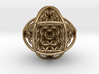 """Ball Of Life Sphere v2 4"""" 3d printed"""