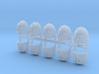 Storm Axes - G7 Shoulder Pads x10 3d printed