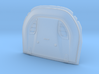 BR10011 Smittybilt Stingray Hood vent 3d printed