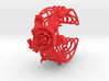 Preludio_size S 3d printed Red passion