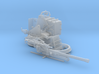 1/35 6-pdr (57mm)/7cwt QF MKIIA Aft (MTB) 3d printed 1/35 6-pdr (57mm)/7cwt QF MKIIA Aft (MTB)