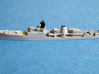 HMS Exmouth F84 3d printed 1/1200 Smooth Detail by Jeff (Twelvehundred)