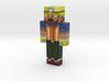 Daddyfatflab   Minecraft toy 3d printed