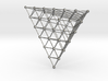 platonic atom array 2 3d printed