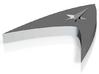 Starfleet Emblem 3d printed Starfleet Emblem