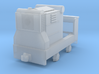 7mm scale Ruston 18hp diesel without Cab 3d printed
