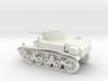 1/72 Scale M3 Light Tank 3d printed