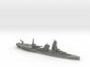 Japanese Ise-class Hybrid Battleship 3d printed