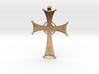 A Cross for All Christians 3d printed