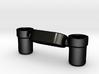 Wahoo ELMENT Bolt mount for Ritchey C220 6deg stem 3d printed