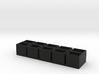 dual long 11x15x14 speaker box qty5 3d printed