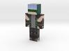 heyitzstephen_ | Minecraft toy 3d printed