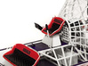 """Airboat with cage in 1/87 - Part 1 3d printed Airboat """"Airranger"""" with decals and photo-etched parts"""