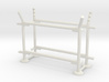 8' Fence Frame 90 deg. L/Out (2 ea.) 3d printed Part # CL-8-007
