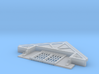 Leadville Large Dormer 1-87 3d printed