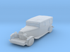 S Scale Packard 3d printed This is a render not a picture