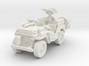 SAS Jeep scale 1/100 3d printed
