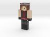 MirandasHeroes | Minecraft toy 3d printed