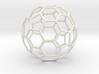 Fullerene-42 3d printed