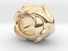 Starfish Pandora style bracelet charm 3d printed