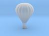 Hot Air Balloon - 1:600 Scale 3d printed