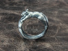 Squirrel Ring 3d printed