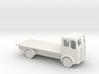 N gauge flatbed lorry 3d printed