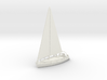 SailBoat Ver02 Scale N. No bumpers 3d printed