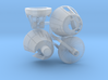 Solo's Pirate Ship mods, Bandai 1:1000 3d printed