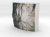 Mt. Jefferson, Oregon, USA, 1:50000 Explorer 3d printed