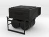 THM 00.5801 Battery box + step Tamiya Volvo FH12 3d printed