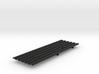 THM 01.1013 Platform large asymmetrical 3d printed