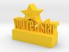 Star Statue 3d printed
