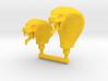 Sahak / Snaker Head - Multisize 3d printed