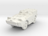 BRDM 1 Snapper (closed) scale 1/100 3d printed