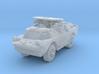 BRDM 2 Sagger (open) scale 1/160 3d printed