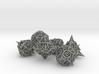 Thorn Dice Ornament Set 3d printed