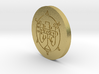 Andras Coin 3d printed