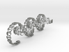 6 multi yoga pose ring 3d printed