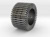 Patrick Tetragon2 - expanded - 3 Stack - Ring 3d printed